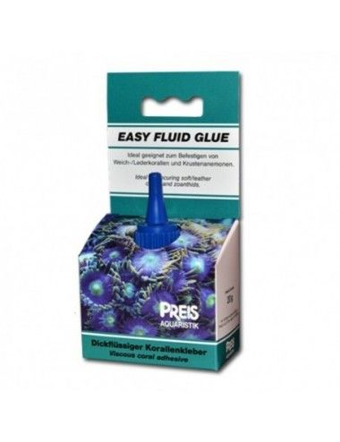 PREIS - Easy Fluid Glue - Colle pour bouturage des coraux