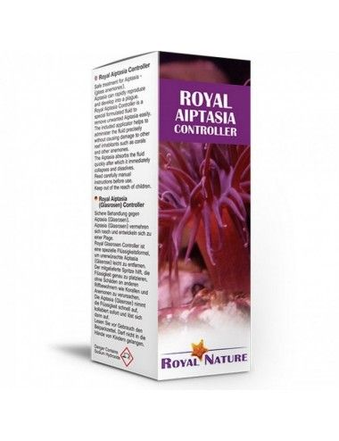 ROYAL NATURE - Aiptasia control - 100ml - Traitement anti aiptasia