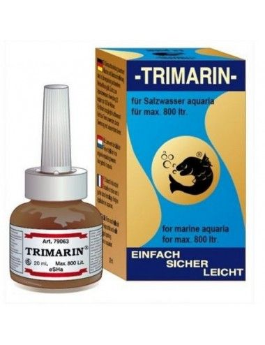 ESHA - Trimarin - 20 ml - Traitement des maladies des poissons marins