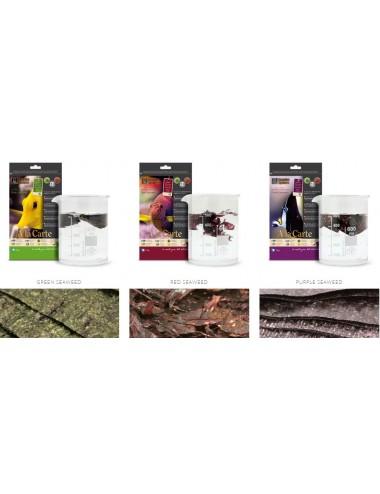 AQUARIUM SYSTEM - Nourriture A la carte Purple Seaweed 15g
