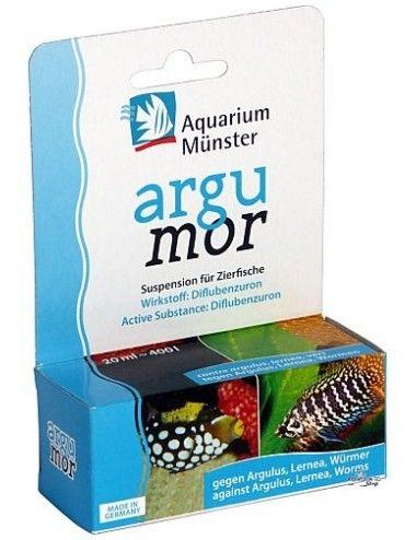 Aquarium Munster - Argumor - 100ml - Contre les vers et autres parasites
