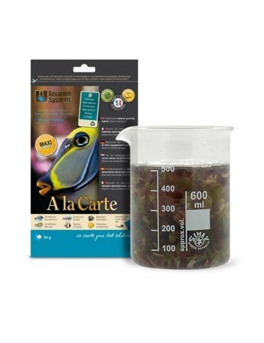 AQUARIUM SYSTEM - Nourriture A la carte Mixed maxi 30g