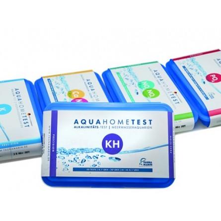 FAUNA MARIN - AquaHomeTest KH - Test d'alcalinité pour aquarium marin