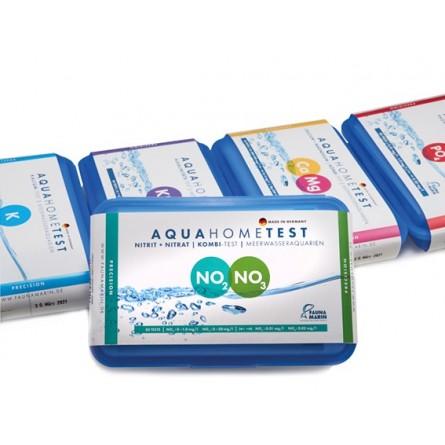 FAUNA MARIN - AquaHomeTest NO2 + NO3 - Test nitrites et nitrates pour aquarium marin
