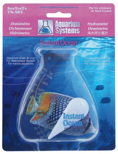 AQUARIUM SYSTEMS - Densimètre Sea Test TK505
