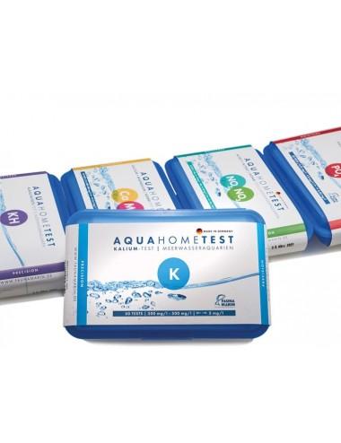 FAUNA MARIN - AquaHomeTest K - Test Potassium pour aquarium marin