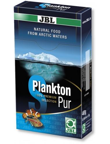 JBL - PlanktonPur S5 - 8 sticks de 5 g - Zooplancton naturel