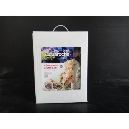 AQUAROCHE - Roches en céramique à empiler - 5 kilos