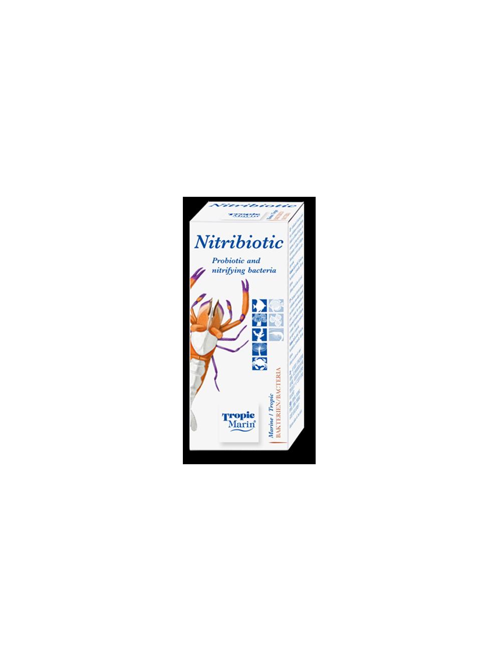 TROPIC MARIN - NITRIBIOTIC - 25 ml - Bactéries pour aquarium