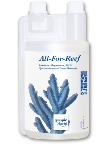 TROPIC MARIN - All for Reef - 500 ml - Minéraux aquariums d'eau de mer