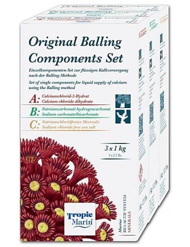 TROPIC MARIN - Original Balling Recharge - 6 x 5l - Recharge pour balling Tropic Marin