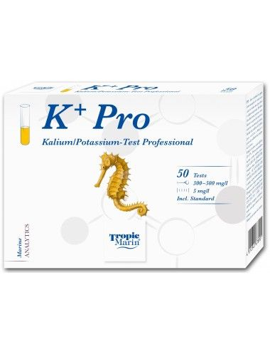 TROPIC MARIN - Test Potassium K+ Professional