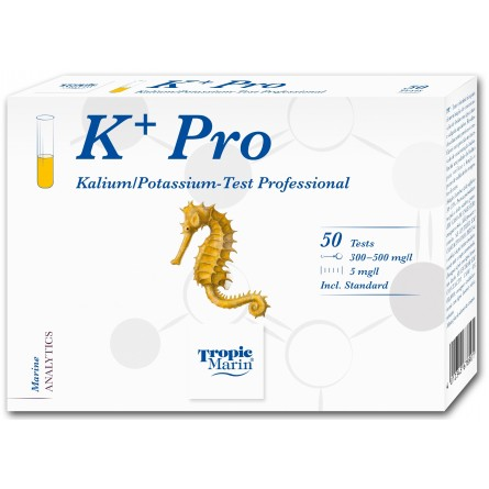 TROPIC MARIN - Test Potassium K+ Professional