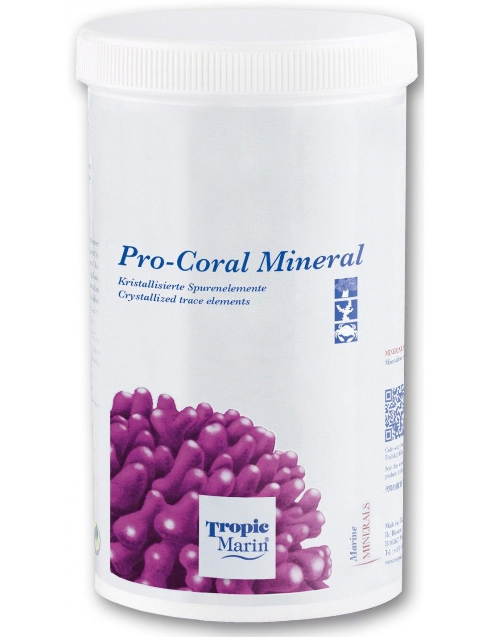 TROPIC MARIN - Pro-Coral Mineral - 500 g