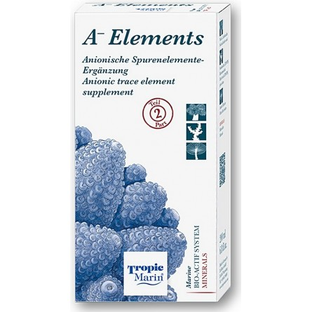 TROPIC MARIN - Pro-Coral A- Elements - 200 ml