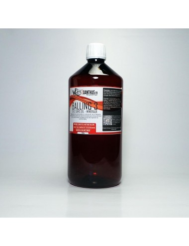 - ZOANTHUS.fr 1 litre Balling 3 « sels sans sel »