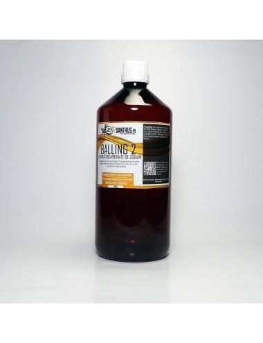- ZOANTHUS.fr 1litre Balling 2 Hydrogénocarbonate de sodium