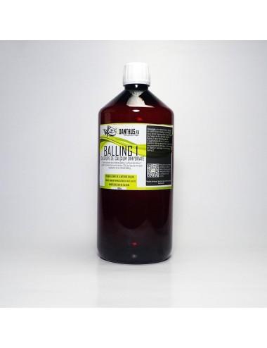 - ZOANTHUS.fr 1litre Balling 1 Chlorure de calcium dihydraté