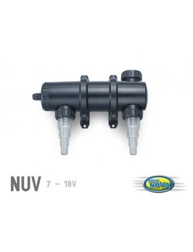 AQUA NOVA - UV Steriliser 7 Watts - Filtre UV pour aquarium