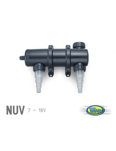 AQUA NOVA - UV Steriliser 18 Watts - Filtre UV pour aquarium