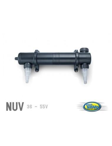 AQUA NOVA - UV Steriliser 55 Watts - Filtre UV pour aquarium et bassin