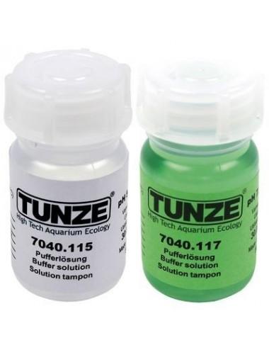 TUNZE - Solution d'étalonnage pH 5 et 7 - 7040.130