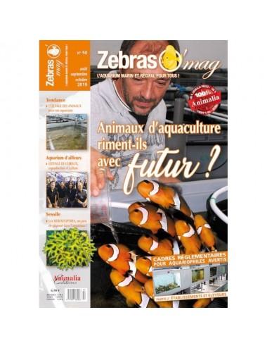 ANIMALIA EDITIONS - ZebrasO'mag N°50