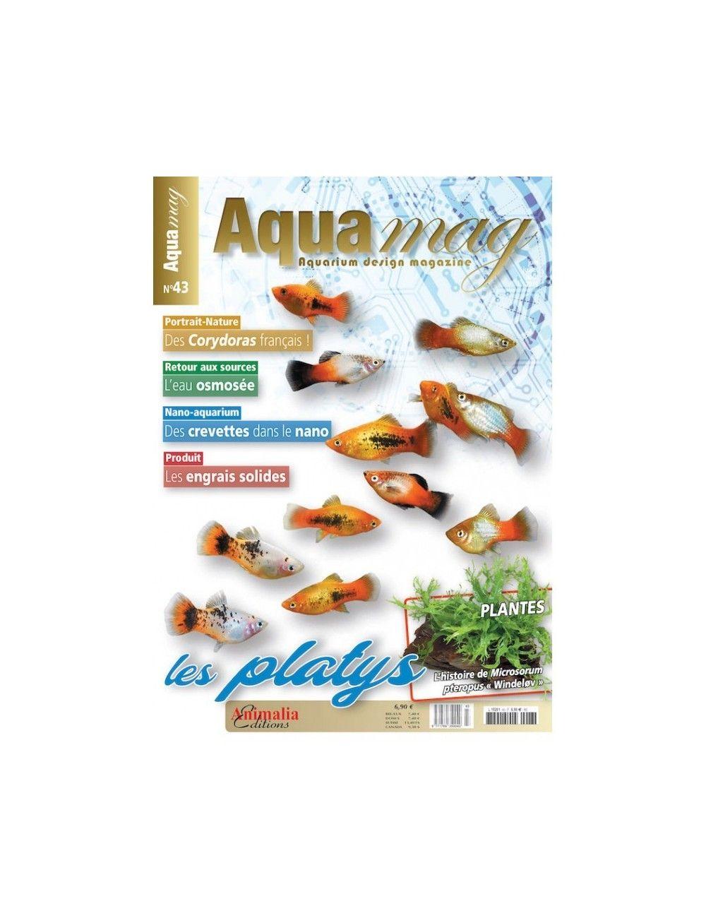 ANIMALIA EDITIONS - AQUAmag N°43