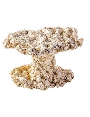 ARKA - Reef Mushroom - 30cm - Roche en céramique