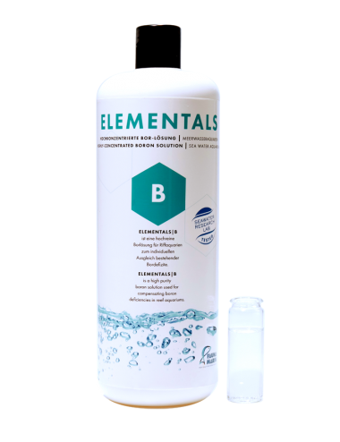 FAUNA MARIN - Elementals B - 1000ml - Solution de bore