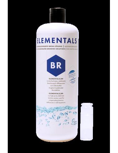 FAUNA MARIN - Elementals BR - 1000ml - Solution de brome