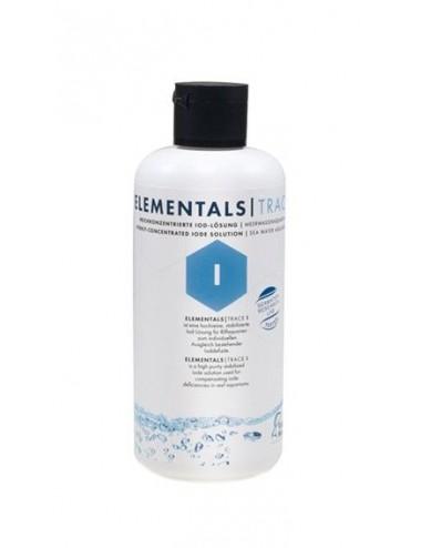 FAUNA MARIN - Elementals I - 250ml - Solution d'iode