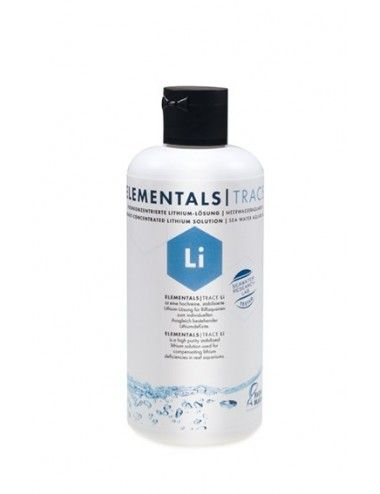 FAUNA MARIN - Elementals Li - 250ml - Solution de Lithium