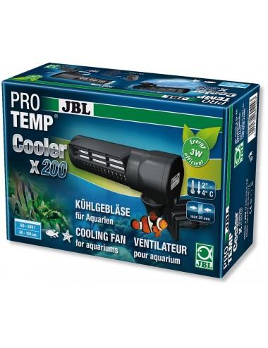 JBL - ProTemp Cooler x200 - Ventilateur pour aquarium