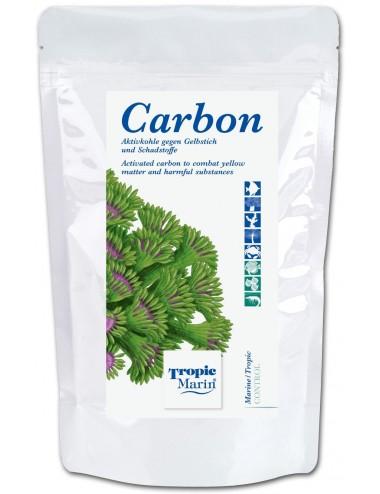 TROPIC MARIN - Carbon - 400g - Charbon actif pour aquarium