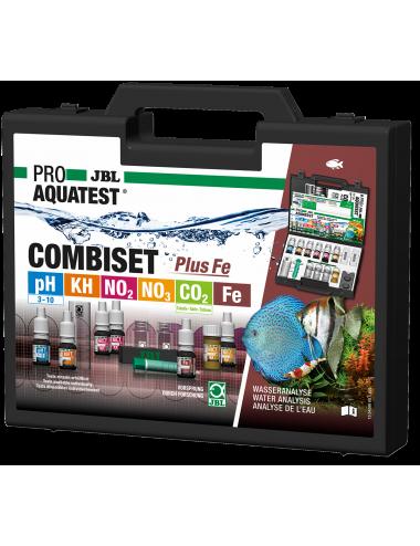 JBL - Mallette ProAquaTest CombiSet 5 Tests +Fer