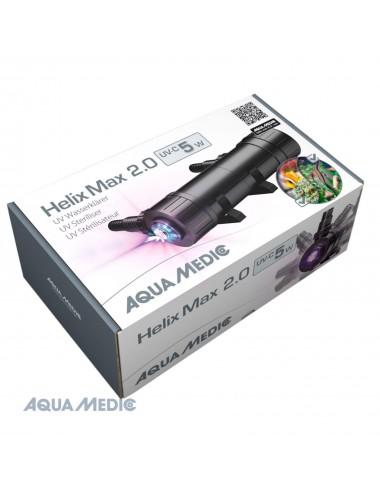 AQUA-MEDIC - Helix Max 2.0 - 5W - Stérilisateur pour aquarium