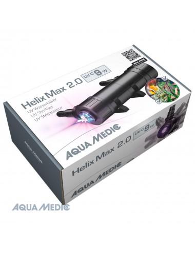 AQUA-MEDIC - Helix Max 2.0 - 9W - Stérilisateur pour aquarium