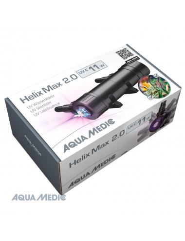 AQUA-MEDIC - Helix Max 2.0 - 11W - Stérilisateur pour aquarium