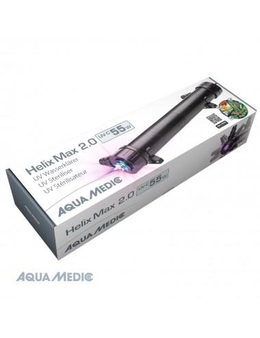 AQUA-MEDIC - Helix Max 2.0 - 55W - Stérilisateur pour aquarium
