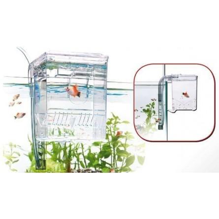 WAVE - Pondoir externe pour aquarium - 0.7 litre