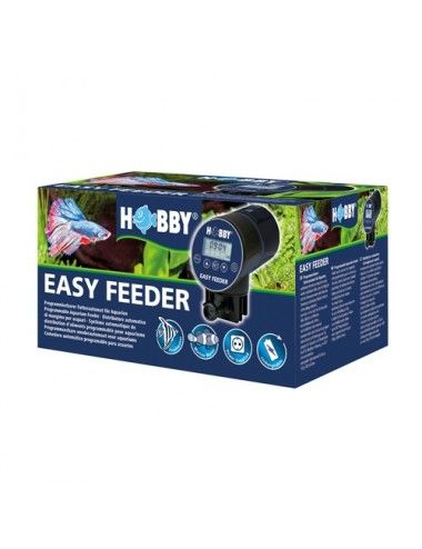 HOBBY - Easy Feeder - Distributeur de nourriture pour aquarium
