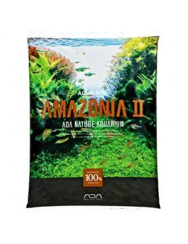 ADA - Aqua Soil Amazonia II - 9l - Substrat nutritif pour aquarium planté