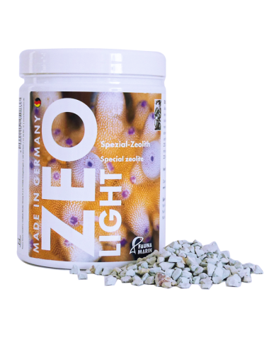 FAUNA MARIN - Zeo Light - 1000ml - Zéolite pour aquarium