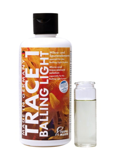 FAUNA MARIN - Balling Light Trace 1 Color & Grow Elements 250ml
