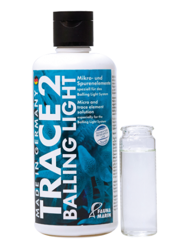FAUNA MARIN - Balling Light Trace 2 Metabolic Elements - 250ml