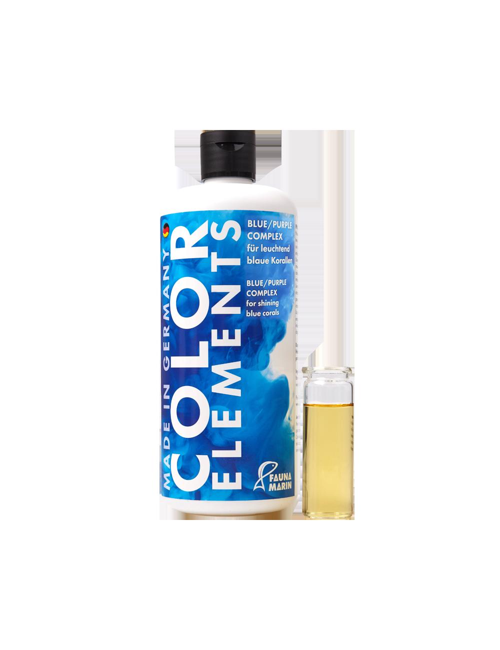 FAUNA MARIN - Color Elements Blue Purple Complex - 250ml