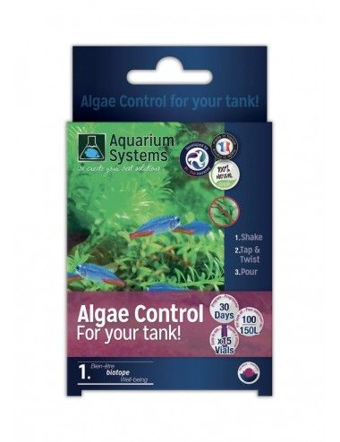 AQUARIUM SYSTEMS - Algae...