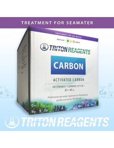 TRITON LABS - Carbon - 5000ml - Charbon actif pour aquarium