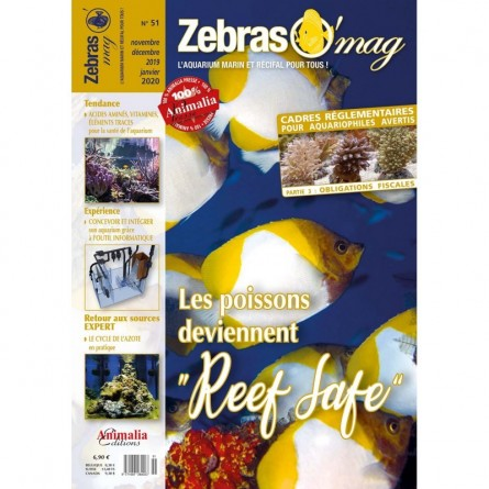 ANIMALIA EDITIONS - ZebrasO'mag N°51